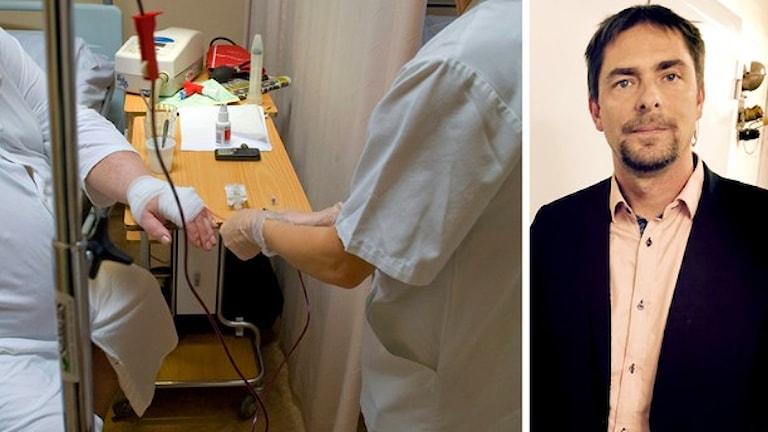 Шведы придумали новый способ жалоб на здравоохранение
