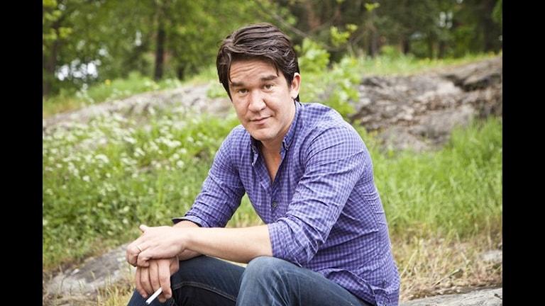 Даниэль Эспиноса. Фото: Daniel Espinosa. Фото: Mikael Grönberg/ Sveriges Radio