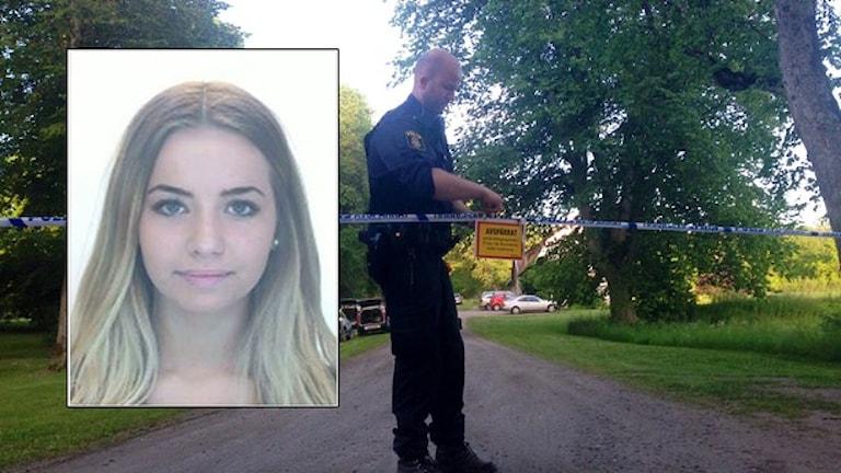 Убийце Лисы Хольм утвердили пожизненное заключение. Фото: Kajsa Hallberg/ Sveriges Radio