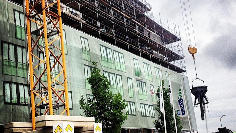 Строить жилье в развивающихся муниципалитетах - рецепт по решению интеграционных проблем. Фото:Hyllie Centrum/Flickr