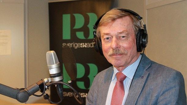 Стефан Ринг. Фото: Шведское радио