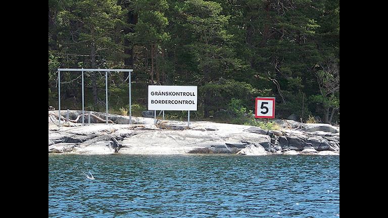 Граница. Фото: Henrik Kraft/flickr.com