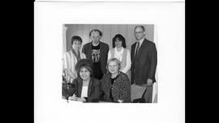 Состав русской редакции в 1990-е годы