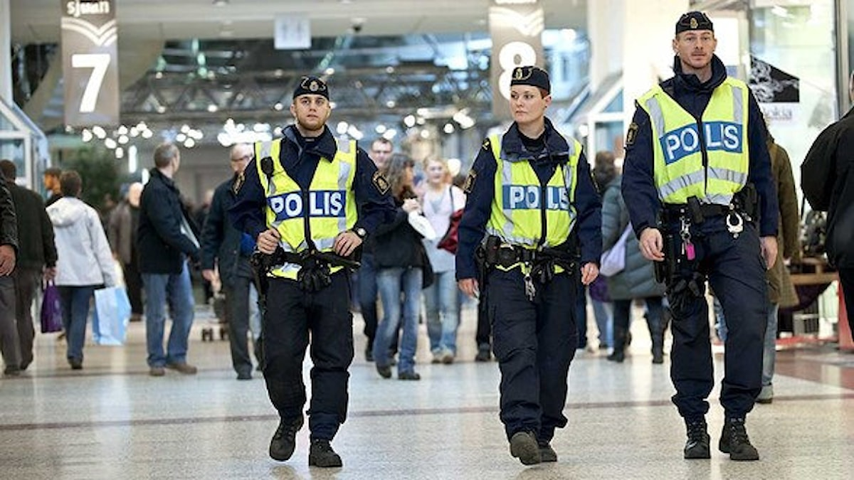 Нервная работа полиции