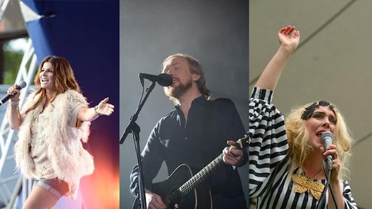 Гала-концерт состоится в Globen. Фото: TT/P4 Dalarna