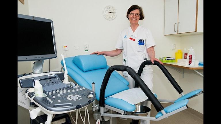Шведы изобрели гендернонейтральное гинекологическое кресло