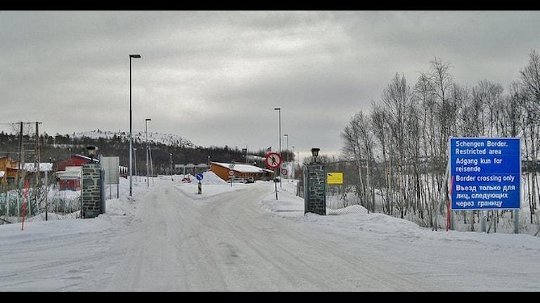 Стурскуг. Граница. Фото:  NE2 3PN/flickr.com