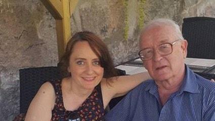 Помочь из Швеции отцу в Питере