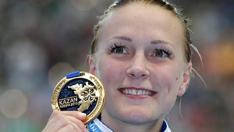 Sarah Sjöström (Foto: TT)