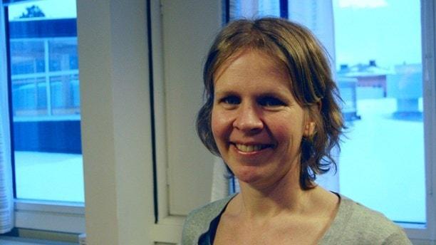 Шведско-финская журналистка - лауреат Золотого пера
