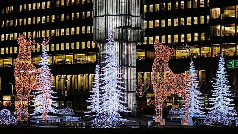 Стокгольм перед Рождеством