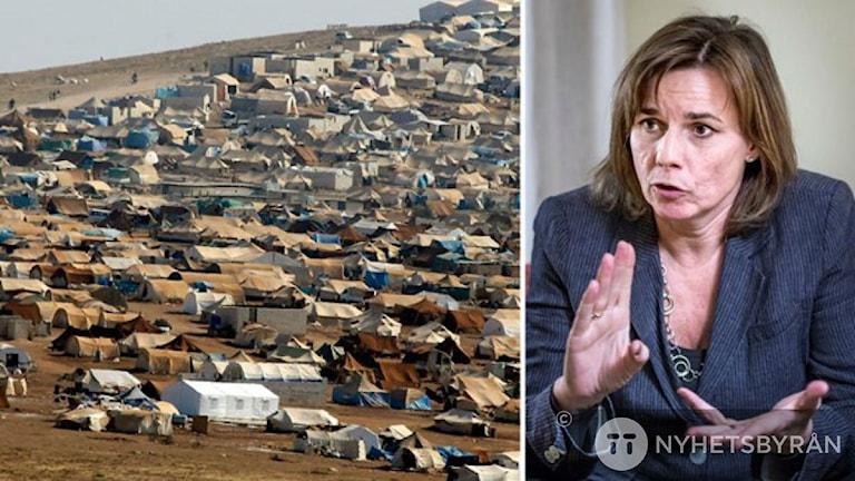 Шведская помощь Сирии