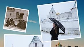 Зонтик Радио Швеция в Костроме