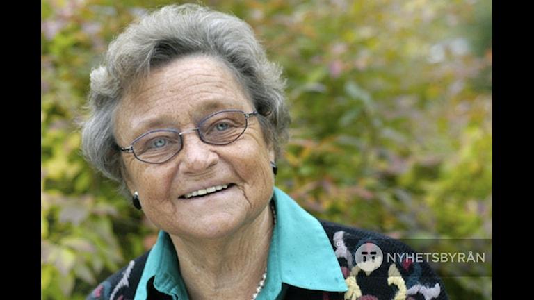 Умерла Карин Сёдер, шведский политик