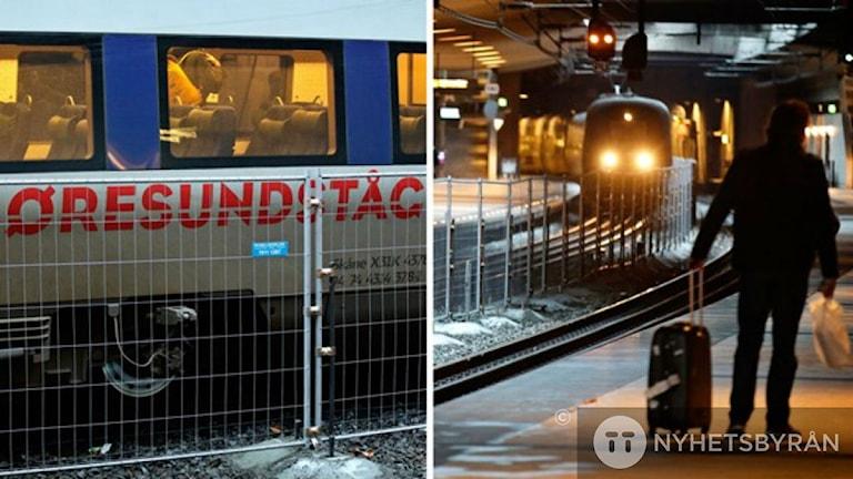 Поездом из Швеции в Данию дороже