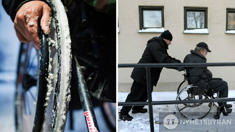 Шведские инвалиды жалуются: закон не работает