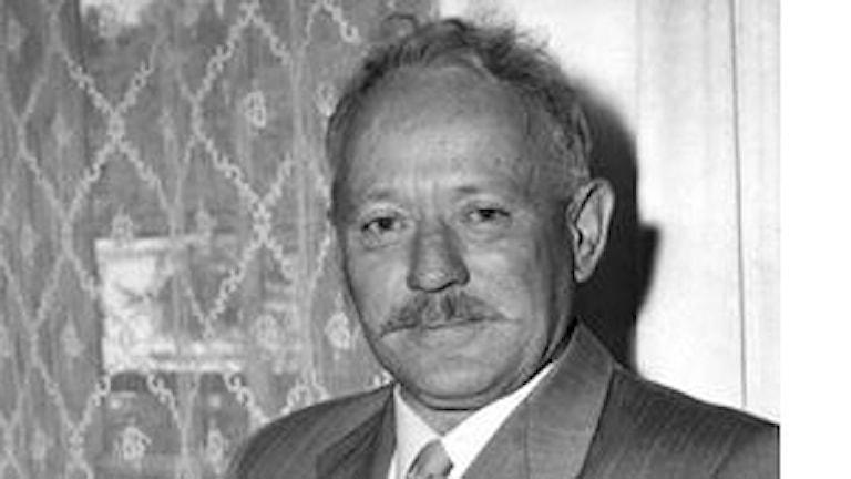 Михаил Шолохов получил Нобелевскую премию по литературе в 1965 году. Архивное фото.