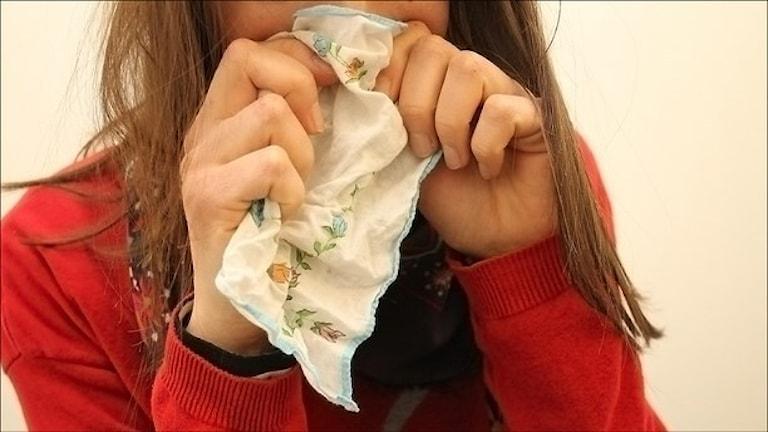 Шведы болеют сезонным гриппом