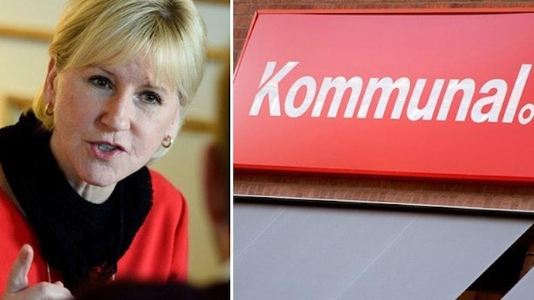 Скандал в шведском профсоюзе