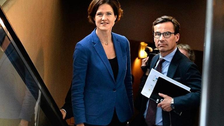 Шведские консерваторы хотят ограничить доступ к благосостоянию