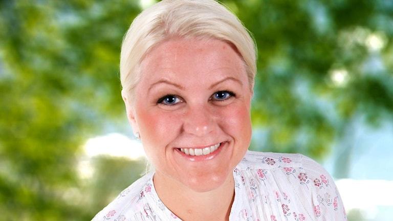 Ульрика Карлссон. Фото: Консервативная партия Швеции