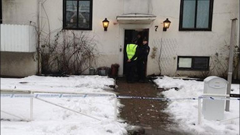 Сотрудница убита в приюте для беженцев в Швеции