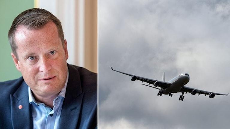 Министр внутренних дел Швеции Андерс Игеман/Anders Ygeman