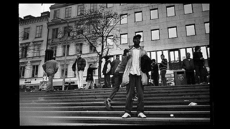 Место встречи: Sergels Torg. Фото: psoet/flickr.com