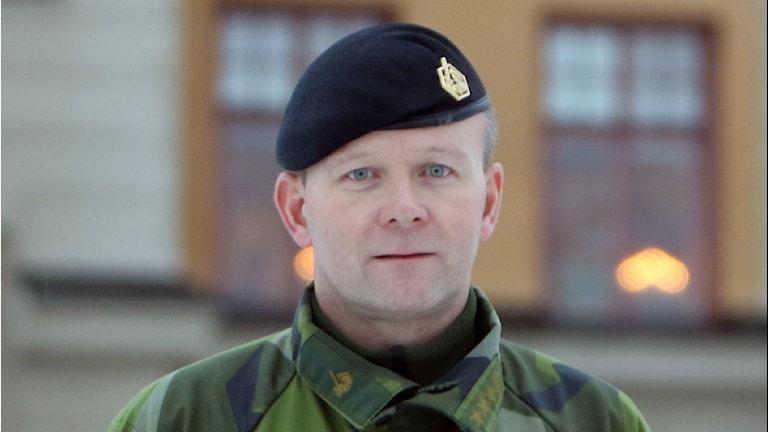 jpgПолковник Микаэль Форселль. Фото: Försvarsmakten