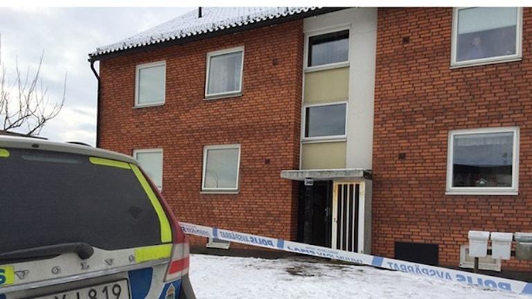 Шведская полиция применила огнестрельное оружие