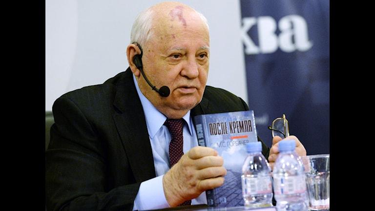Михаил Горбачев. Фото: ТТ/AFP PHOTO/VASILY MAXIMOV