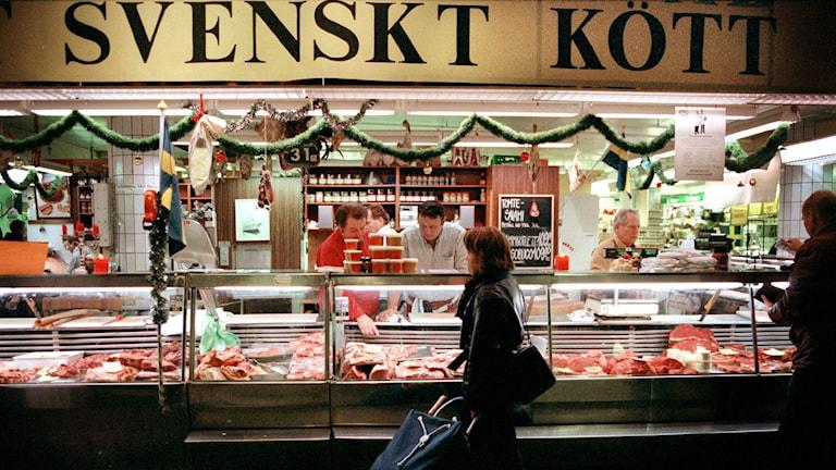 """Шведское мясо"". Фото: Jessica Gow/ТТ"
