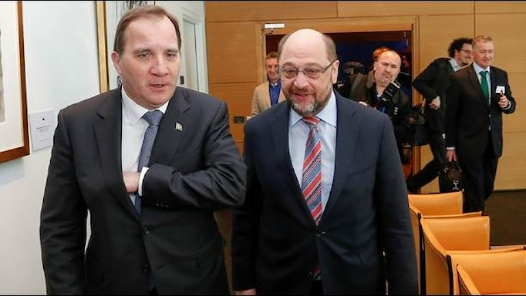 Шведский премьер хочет пересмотреть систему предоставления убежища в ЕС