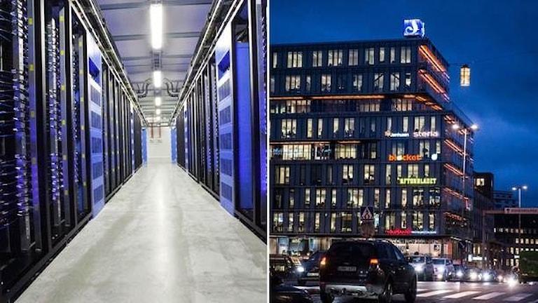 Целеноправленной DDoS атаке подверглись сайты крупных шведских газет в минувшую субботу. Фото: TT