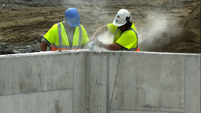 Строительство тоже поднимется. Фото: Leif R Jansson/ТТ