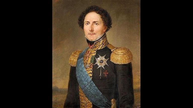 Основатель шведской династии - плебей