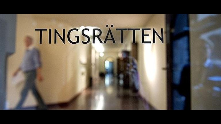 Amtsgericht Stockholm (Foto: Jessica Gow/TT)
