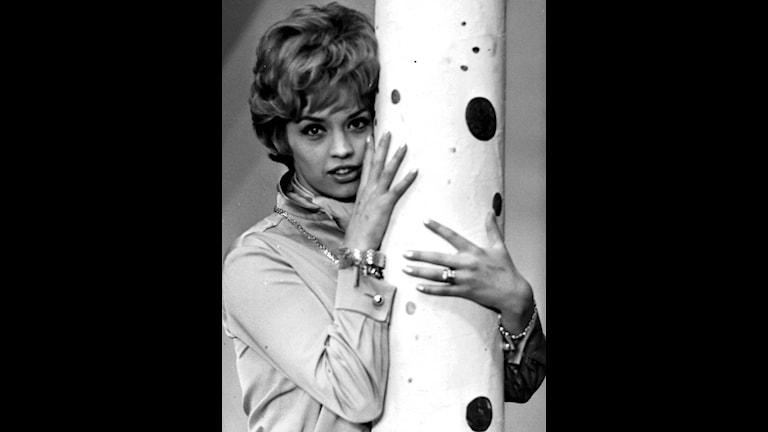 Die schwedische Schlagersängerin Lill-Babs machte bereits in den 60. Jahren Furore. (Foto: Archiv Scanpix Schweden)