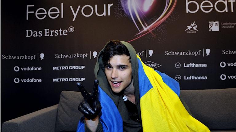 Schweden hat seine Eurovision-Ehre wieder hergestellt (Foto: Pontus Lundahl/Scanpix)