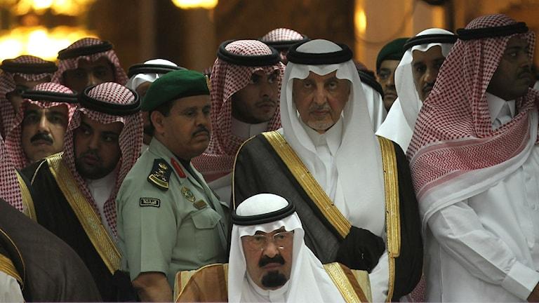 König Abdullah, Saudi-Arabien (Foto: STR / AP)