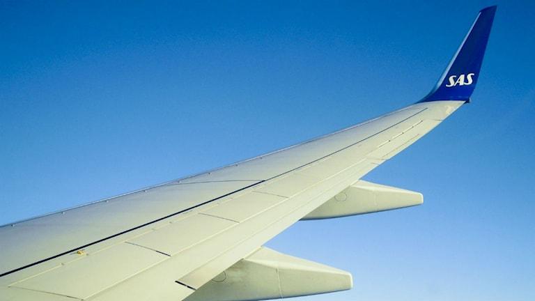SAS Kollision Flugzeug New York Schweden