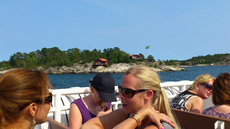 Tourismus in Stockholm (Foto: Sybille Neveling / Radio Schweden)