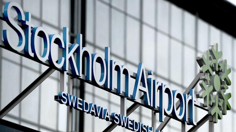 Tatort Flughafen? (Foto: Pontus Lundahl/TT)