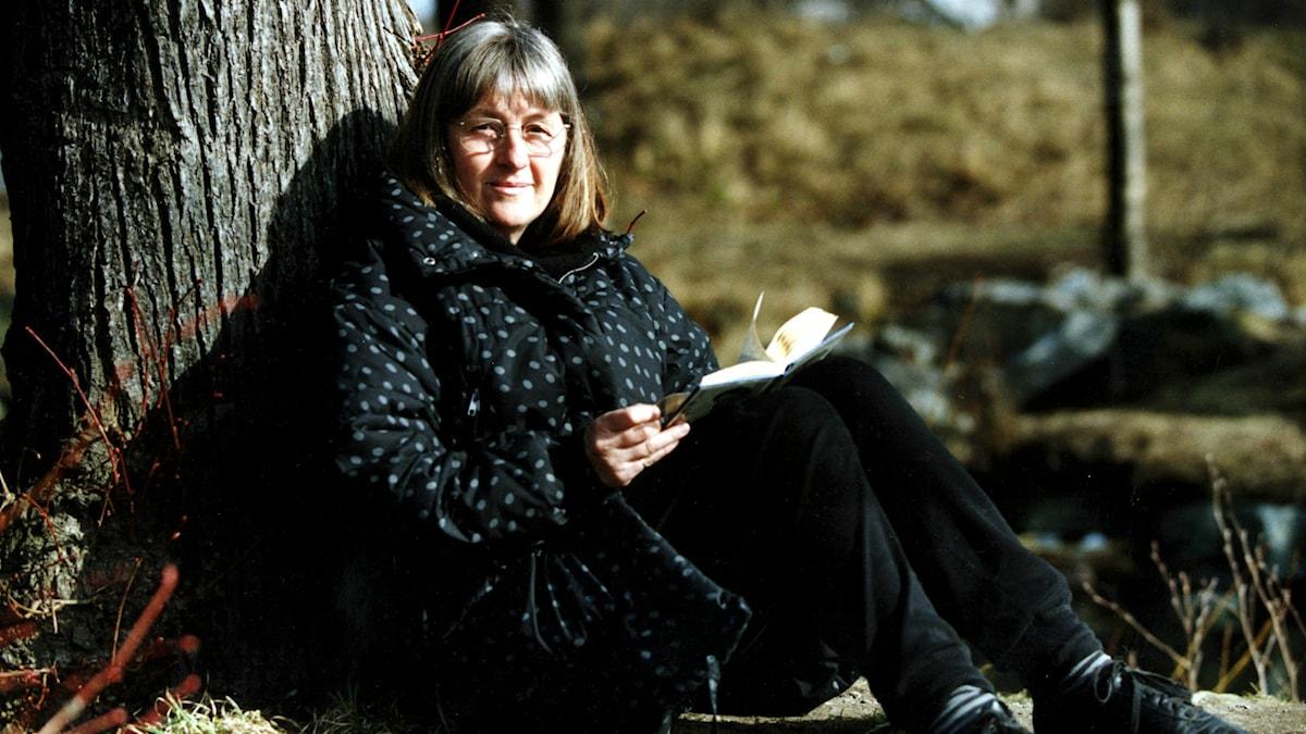 Die schwedische Autorin Barbro Lindgren ist eine der bekanntesten und grössten ihres Faches. Neben zahlreichen Kinderbüchern, bei denen immer die Perspektive des Kindes gewahrt bleibt, hat sie auch eine Reihe von Werken für erwachsene herausgegeben. (Foto: Pawel Flato / Scanpix)