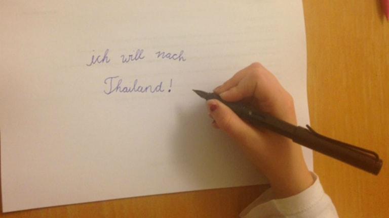 Die Eltern fordern immer öfter Beurlaubungen vom Unterricht für ihre Kinder (Foto: Liv Heidbüchel/Sveriges Radio)