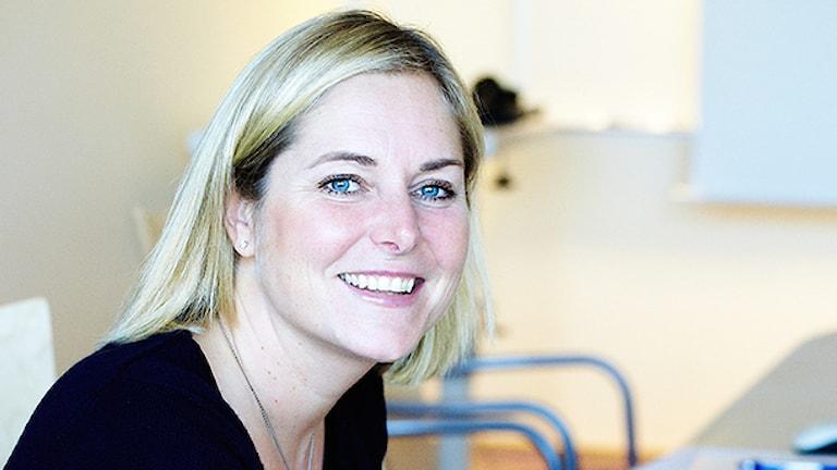 """""""Frauen arbeiten bis Jahresende unentgeltlich"""", meint Unternehmensleiterin Sofia Gerstenfeld beim Lohnsystemanbieter Visma Agda (Foto: Visma Agda)"""