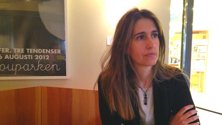 Isabel Pais Iglesias (Foto: Hansjörg Kissel / Radio Schweden)