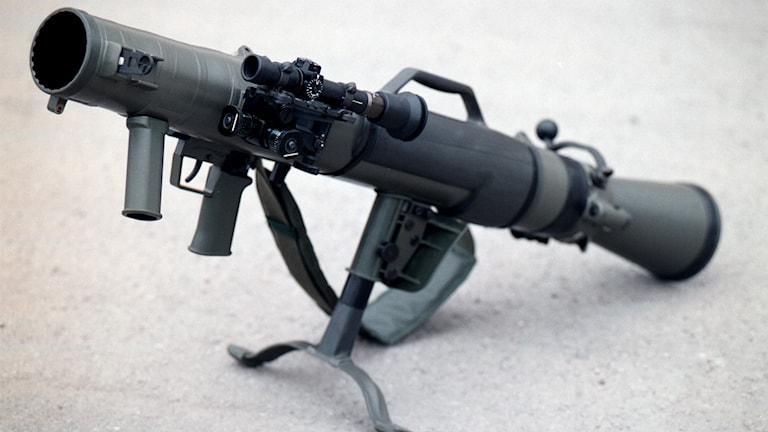 Panerfaust Carl-Gustaf Schweden Irak Rüstungsexport IS Kurden