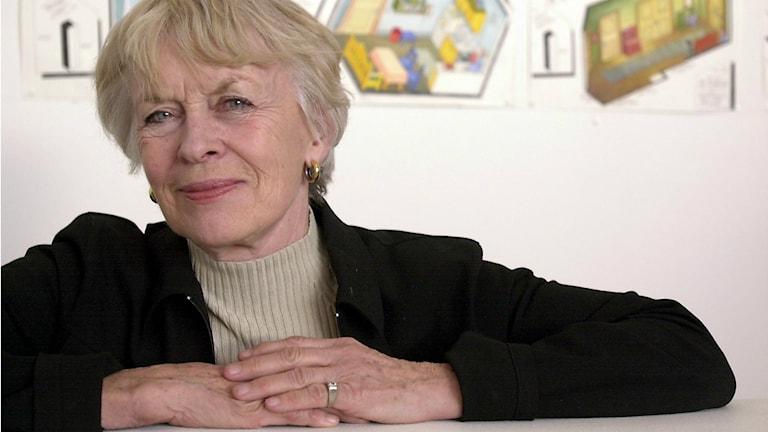 Ilon Wikland hat viele von Astrid Lindgrens Büchern illustriert (Foto: Björn Larsson Ask/Scanpix Schweden)