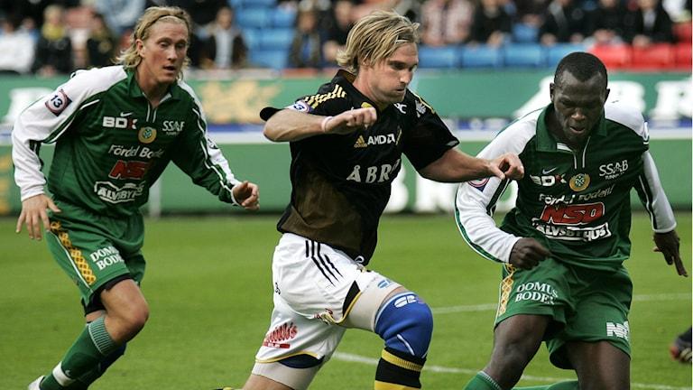 Andreas Andersson (Foto: Nils Petter Nilsson/TT)
